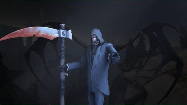 Reaper by TheLisa120
