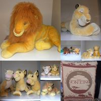 My lion king collection by nayizackret