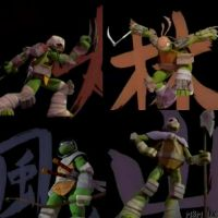 Vision Quest TMNT by MichelleAuroraDaisy