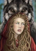 Red Riding Hood by LaUra-MaRie-San