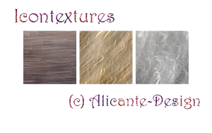 Icon Textures Pack #12 by Alicante-Design