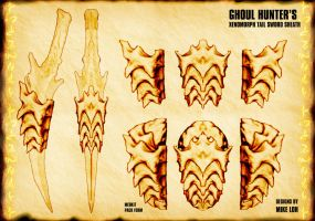 Xeno Sword Sheath by Uratz-Studios