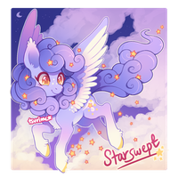 (MLP Adoptable Auction) Starswept (CLOSED) by tsurime