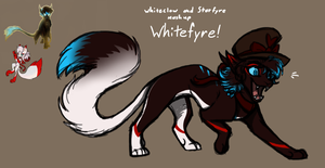 WhiteFyre FUSION TIME by CoffeeAddictedDragon