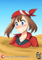 Commissio May quicksand by Forgelord91