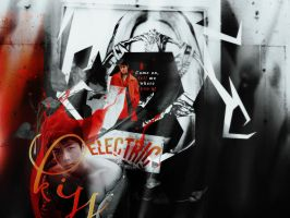 Electric Kiss by Alkindii
