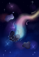 [DTA] shooting for the stars by Peach-n-Creme