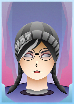 Commission - Dokkaebi Mask by DiezelFunk
