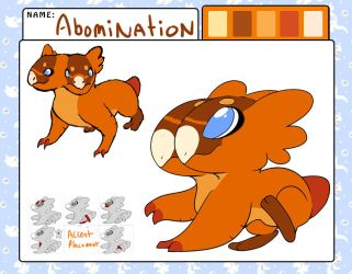 REJECTED New Wyngling - Abomination by demonlord261