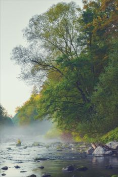 Season of mists and mellow fruitfulness by Aenea-Jones