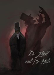 Jekyll and Hyde by InjurdNinja