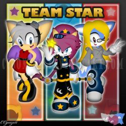 Team Star by CCmoonstar23