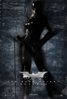 Catwoman fanmade poster by hobo95