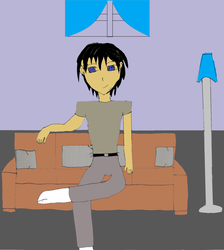 (Completed) Sitting by ToushiroLover