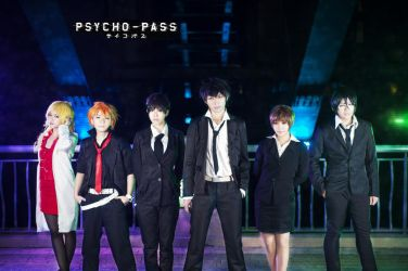 Psycho-Pass by Shen72
