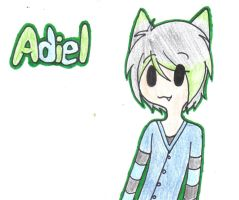 Older Adiel by KluckyDucky