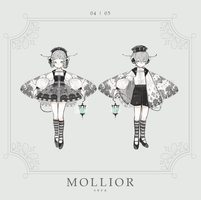 Mollior 04-05 Adoptable [CLOSED] by sr1023