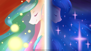 Princess Wallpaper by MylittleSheepy