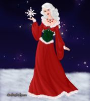 Mrs. Claus GM by LadyIlona1984