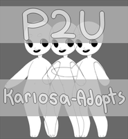 Chubby Butts Base w/ paint friendly ver. by Kariosa-Adopts