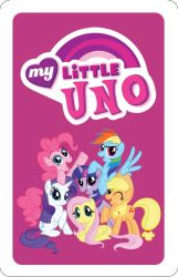Back of My Little UNO by Dreamer1005