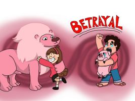 StevenUniverse  and GravityFalls crossover/fixed by Cartoonfan402