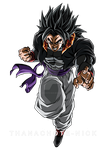 Tenhan (Potential Unleashed) - DBXV2 [COLOR] by Thanachote-Nick