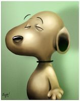 Snoopy by judson8