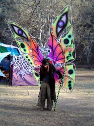 Butterfly Man by psychedelic-cabbage