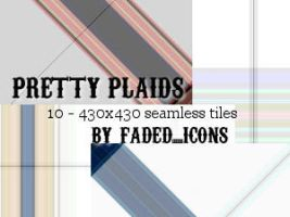 Pretty Plaids 004 by faded-ink