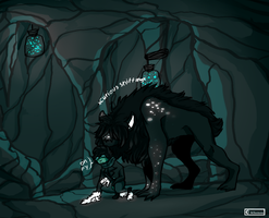 Cave Critters by Mikonasa