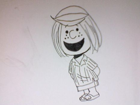 Peppermint patty by CHARLIEMSPEARMAN