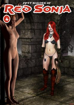 Fifty shades of Red Sonja 4 by EscribaRegio