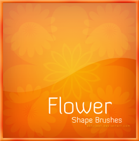 -_-_ Flower Shapes _-_- by abhijeet