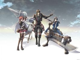 Valkyria Chronicles Wallpapers (7) by talha122
