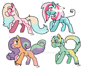 Adopts by lilyarour