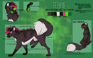 Terrie Ref | 2015 by DaniMutt