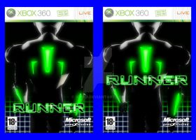 Runner game cover by 3DPad