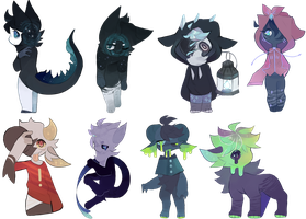 Leftover adopts/ open by Niensis