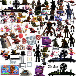[Resource] The Ultimate FNaF Resource Pack by fnafeditstop