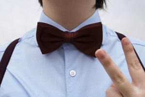 Bow Ties are cool! :D by Miru-sama