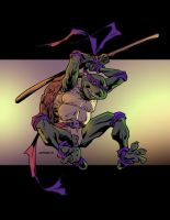 Donatello by EVC