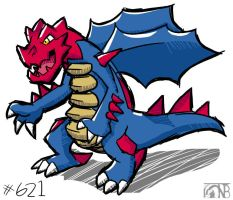 No. 621 Druddigon
