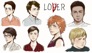 The Losers Club by MeinFJ666