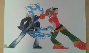 FIGHT!!! by Liyito