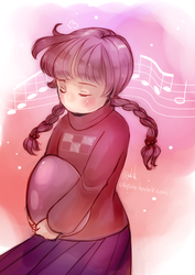 Yume Nikki 13th anniversary by Ultipoter