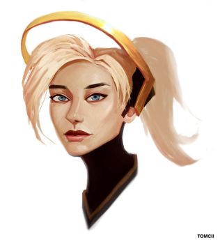 Mercy by Tom-Cii