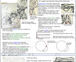 Look's Inking Tutorial by look