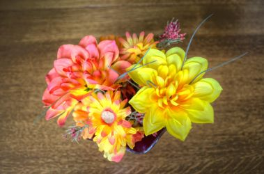 Fenton Bouquet by nomisdice
