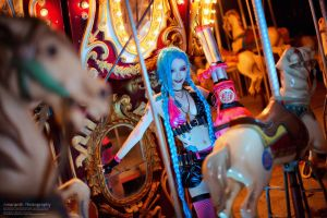League of Legends - Jinx by AmaranthPhotos